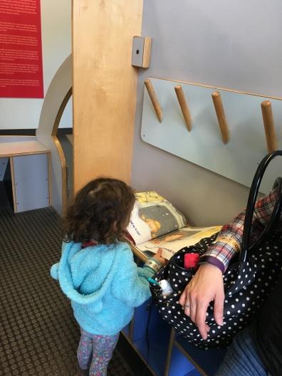 COSI Kidspace: reading